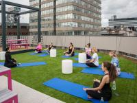 Yoga & Pilates venue, click for more info!