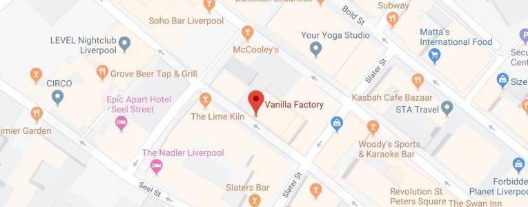 Vanilla Factory Map
