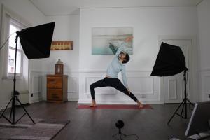 Sion Jones - Yoga & Mindfulness teacher